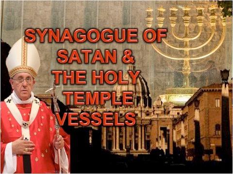 Synagogue of Satan & The Holy Temple Vessels (Open Bible Study)