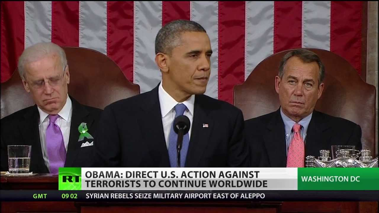 State of Denial: Pockets not rockets dominate Obama's 2013 SOTU speech