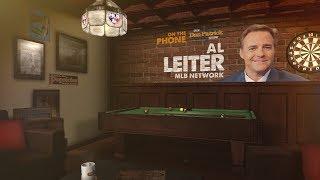 MLB Network's Al Leiter Talks Braves/Marlins Beanball Incident & More w/Dan Patrick | Full Interview