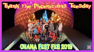 🔴LIVE. Thank the Phoenicians Tuesday|EPCOT|Spaceship Earth|Living with the Land|Frozen