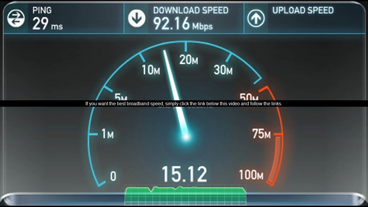 Test internet speed – älypuhelimen käyttö ulkomailla.