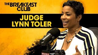 Judge Lynn Toler Discusses Mental Health, Crazy Divorce Court Cases + More
