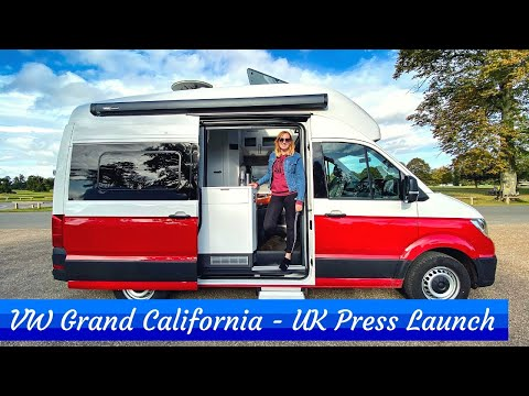 VW Grand California - FULL OVERNIGHT TEST & REVIEW!