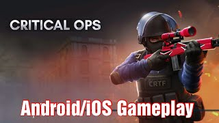 Critical OPS - Online Multiplayer Shooter Game Android Gameplay Full HD