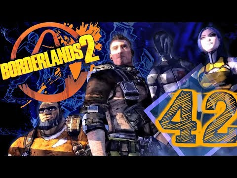 BADASSASAURUS | Zero Playthrough - Torgue's DLC | Borderlands 2 #41