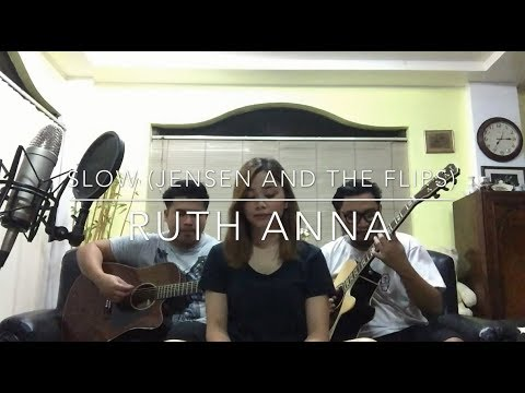 Slow Jensen The Flips Cover Ruth Anna Angelo Jay