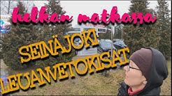 HELKAN MATKASSA: Seinäjoki leuanvetokisat