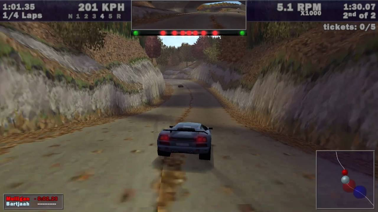 Need For Speed Iii Hot Pursuit Hot Pursuit Hometown 1998