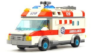 Enlighten Brick  1113 Ambulance
