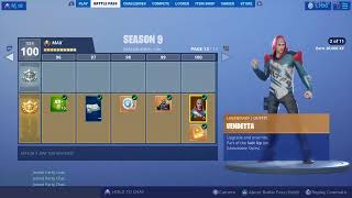 Fortnite Season 10 Battle Pass Giveaway Details/Late Stream