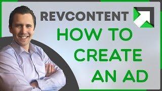 Revcontent bir Reklam Oluşturma (Ayrıntılı Açıklama + /İpuçları İpuçları)