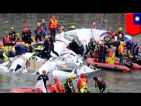 Taiwan TransAsia plane crash: death toll climbs to 31