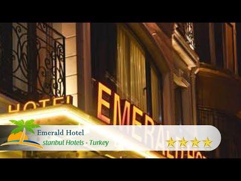 Emerald Hotel - Istanbul Hotels, Turkey