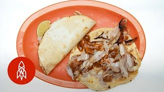 Taco, Meet Shawarma