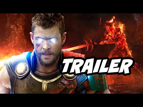 Download Youtube: Thor Ragnarok Official Promo and Infinity War Easter Eggs