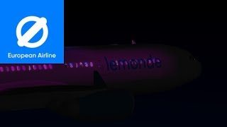 FIRST   LeMonde Airlines - A343   ROBLOX