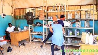 Dan Sholi Zaiyi Sata a Niger, Bakin Niger 1, Dan Sholi, Babulaye da Jahilin Malami. Musha Dariya.