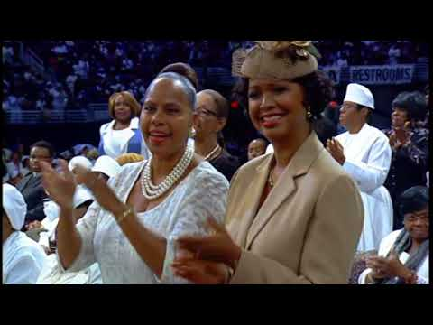 110th COGIC God has power Sunday night service 2017