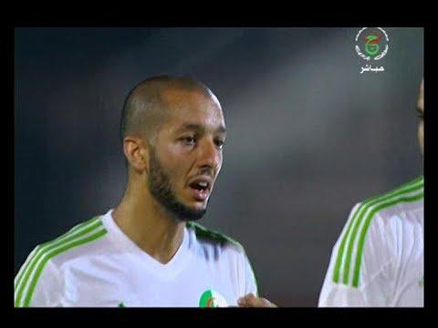 أهداف الجزائر 2 غينيا 1 * Algeria 2-1 Guinea 