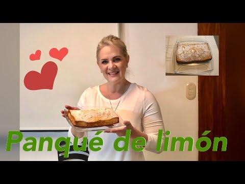 PANQUÈ DE LIMÓN