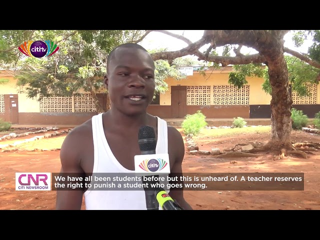 Nungua: JHS student who led attack on teacher arrested | Citi Newsroom