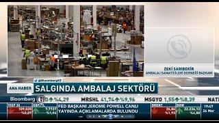 ASD Başkanı Zeki Sarıbekir, 26 Mart Perşembe günü BloombergHT Ana Haber'e telefonla katıldı.