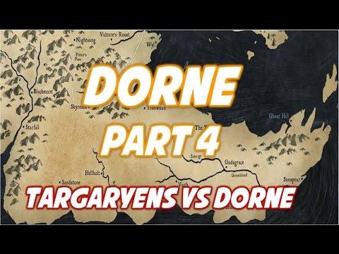 Dorne Part 4: Targaryens vs Dorne (Aegon I vs Dorne) - 동영상