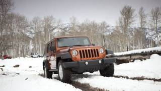 Jurassic Jeeps: What it means when a Jeep is Trail Rated