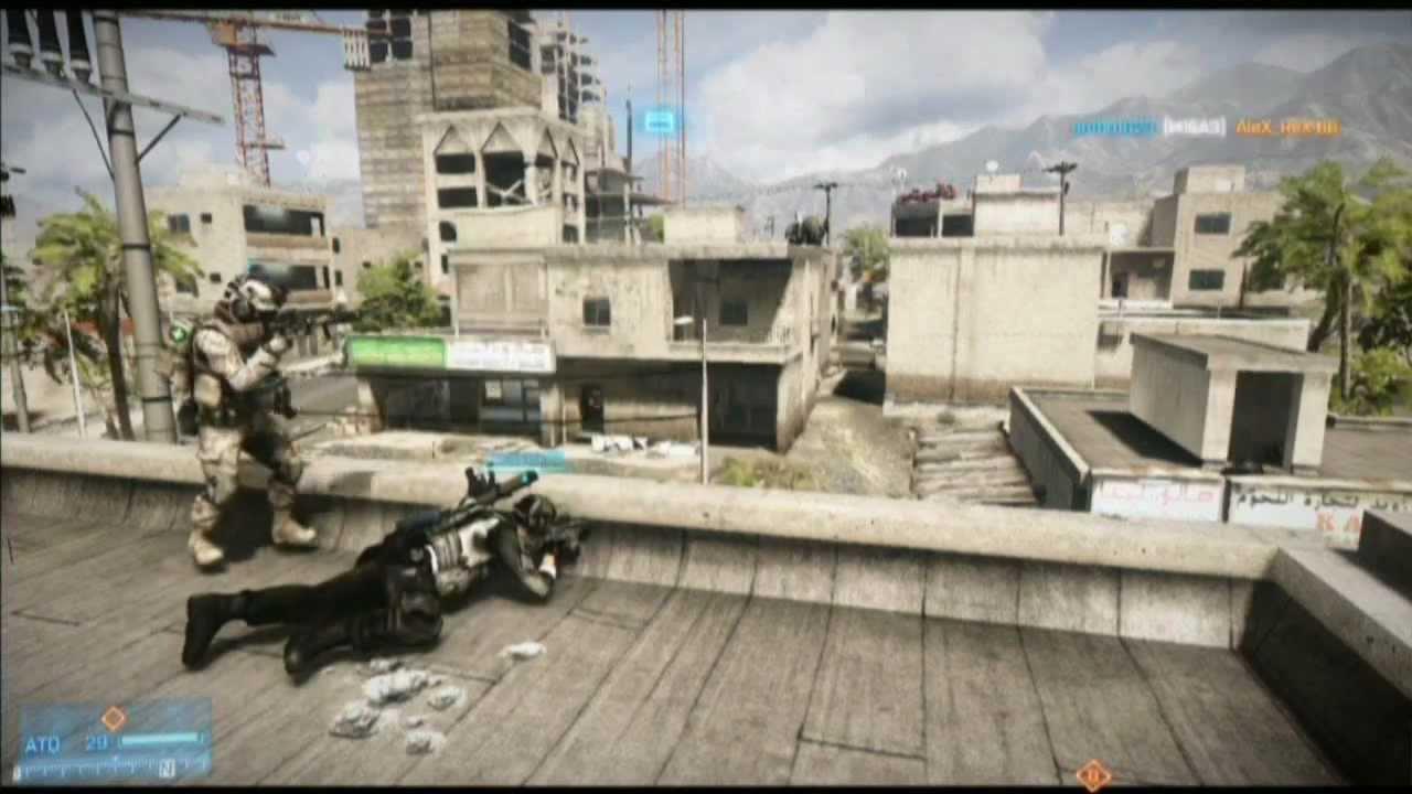 Download Battlefield 3 Mini films - Le NooB!