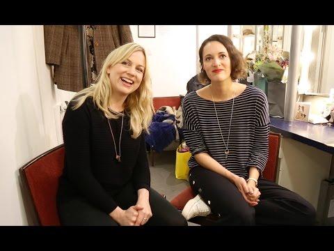 7 minutes with Phoebe WallerBridge and Vicky Jones
