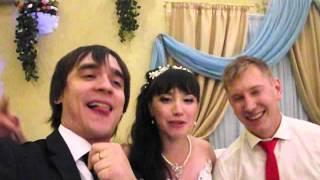 Отзывы после свадьбы 16 октября  2015 тамада Александр Марков(325)