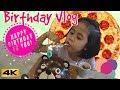 Happy 6th Birthday Qiandra 🎉 🎂 Fun Party PIZZA MAKING Class   TheRempongsHD