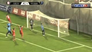בני סכנין נגד הפועל פתח תקווה 1-2 עונת 2011-2012