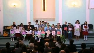 Programul Copiilor De Paste 2012 Biserica Baptista Speranta