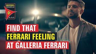 Find That Ferrari Feeling at Galleria Ferrari