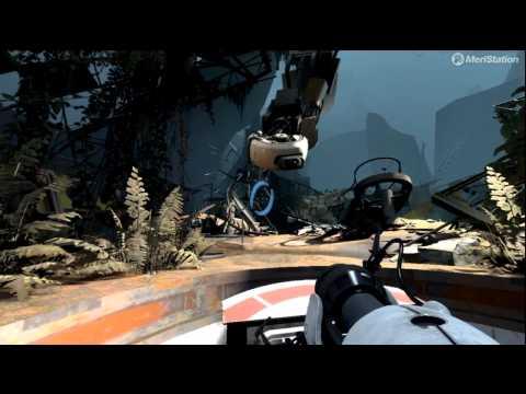 Portal 2, Vídeo Análisis