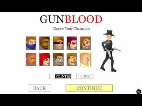 Hacks/cheats on Gun Blood