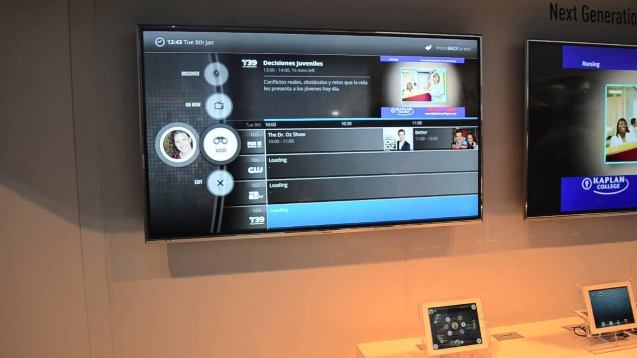 La TV del futuro vista da Panasonic - YouTube