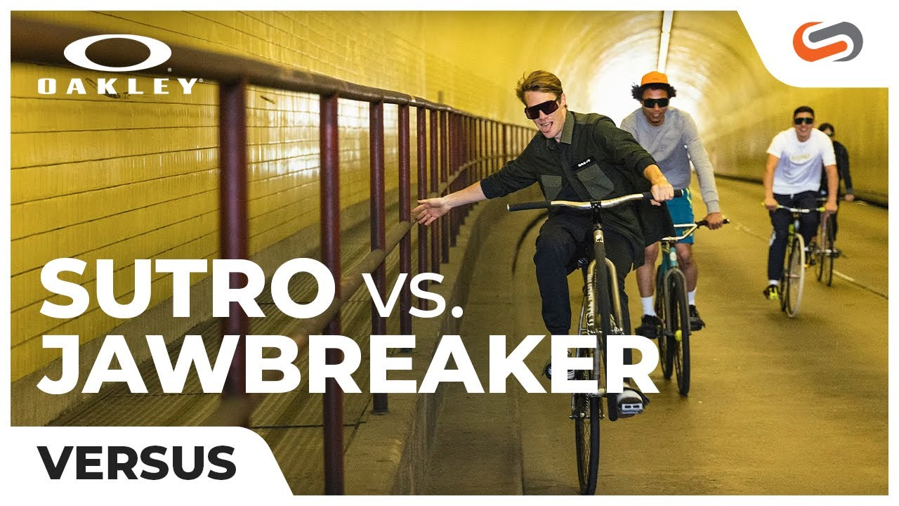 Oakley Jawbreaker Prizm >> Oakley Sutro vs. Jawbreaker   SportRx - YouTube