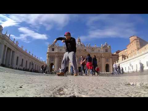 Europe Dancing Mo & Chumi (Honeymoon)