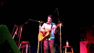 "Ian Moore - ""Blue Sky"" - Blue Dome Diner - Tulsa, OK - 12/14/11"
