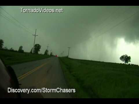 Video inside the Kirksville, MO tornado!  May 13, 2009