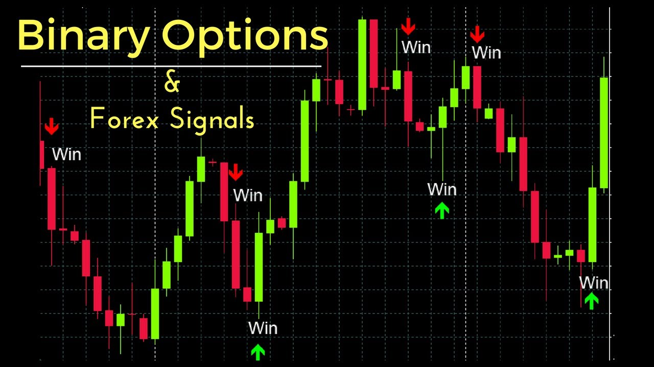 Binary options strategy signals