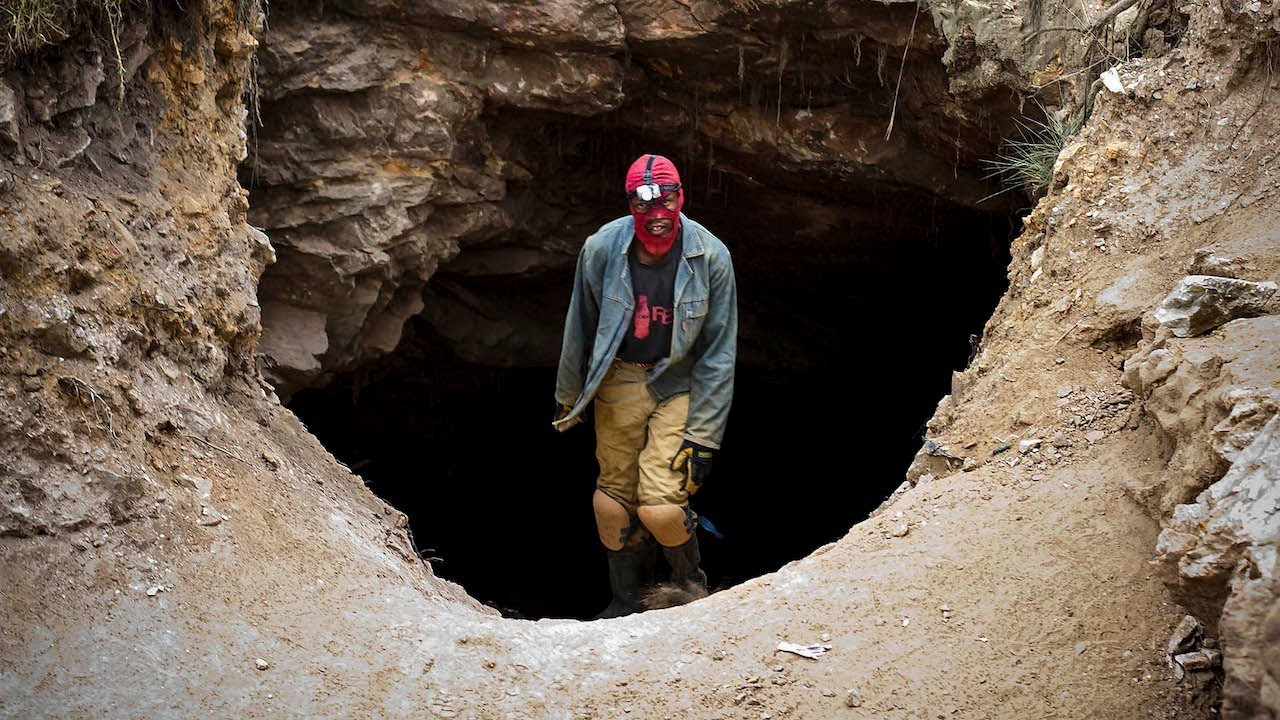 ENACT Live: Dark world of the Zama Zamas – illegal mining in SA