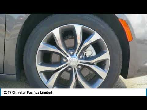 2017 Chrysler Pacifica Lawrenceville GA 18006