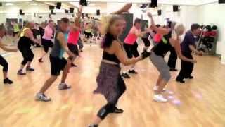 Wine yuh body - soca zumba