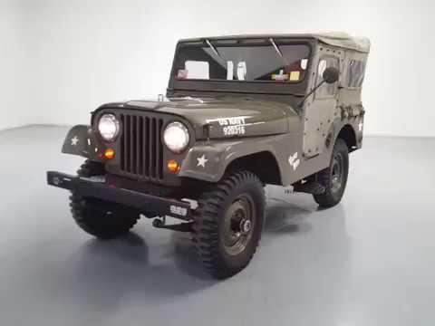 1960 Willys CJ5 Jeep For Sale