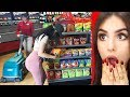 PEOPLE CAUGHT STEALING FOOD ON CAMERA