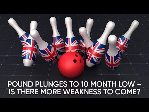 Pound and euro lowest value in 10 months – what's next for GBP?