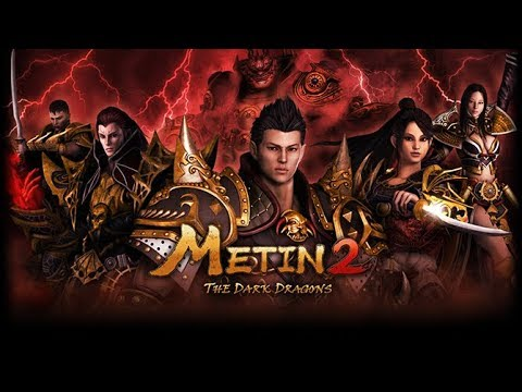 🔴Live! Metin 2 with robert and other faggots! lelelelel